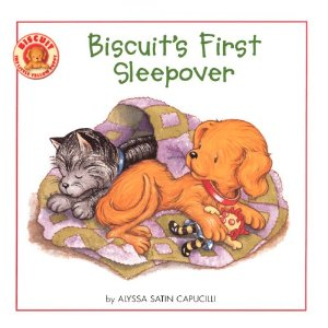 biscuit-first-sleepover