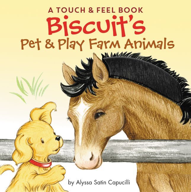Biscuit Pet and Play Farm